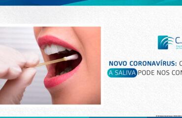 Novo Coronavírus: O que a saliva pode nos contar?